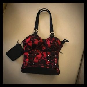 Handbags - Corset purse